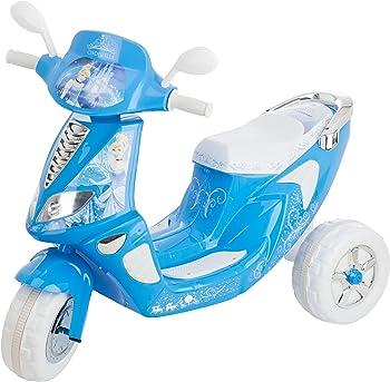 Kid Trax Cinderella 6V Scooter Ride On