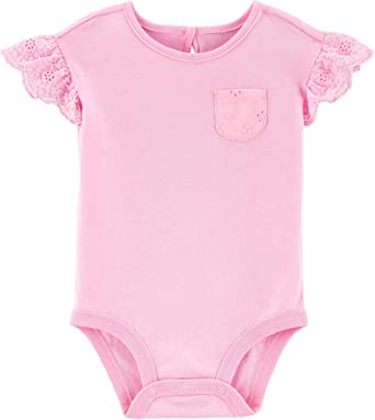 OshKosh BGosh Baby Girls Bodysuit Shirt