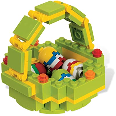 Lego Easter Basket with Eggs 40017: Toys & Games