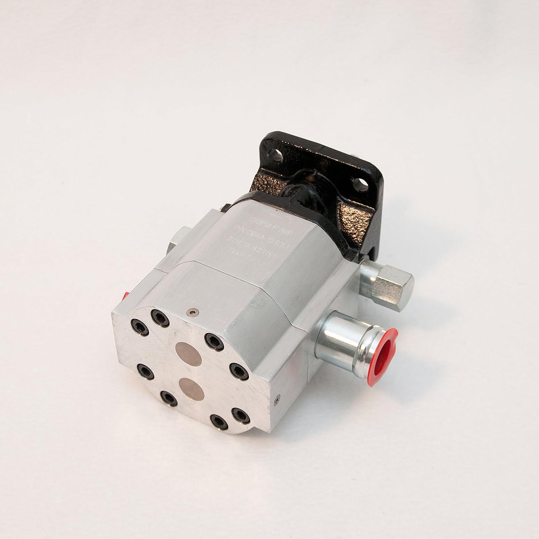 13 GPM 2 Stage Hydraulic Log Splitter Pump ToolTuff Direct