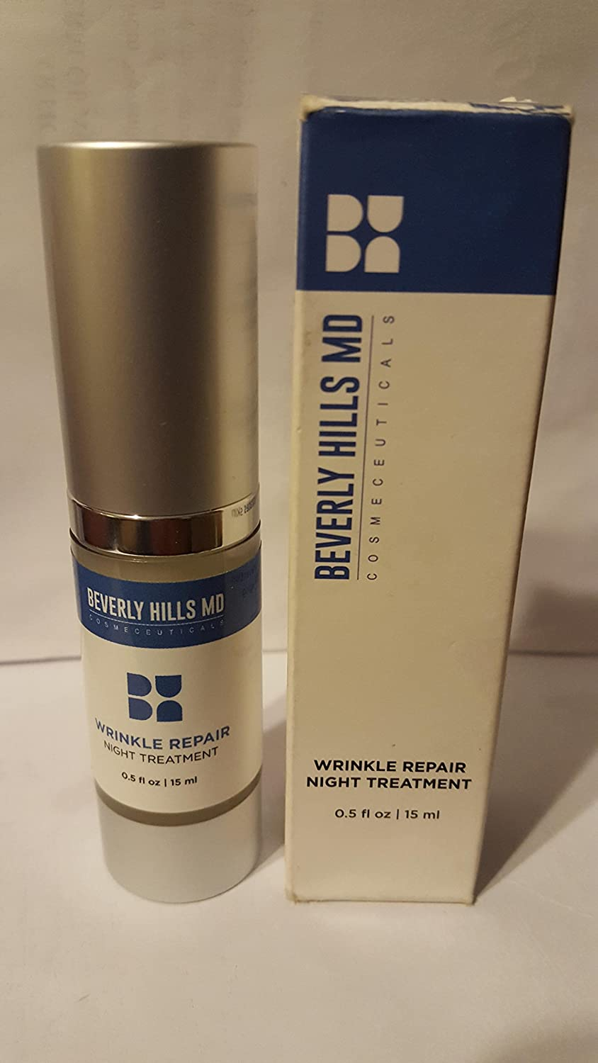 Beverly hill md lift and firming reviews - Amazon Com Beverly Hills Md Wrinkle Repair Night Treatment Everything Else