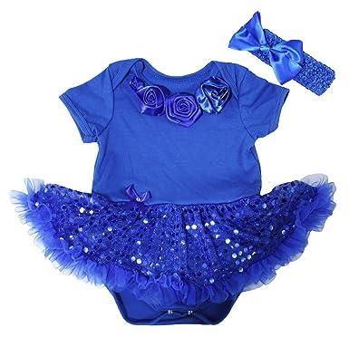 Baby & Toddler Clothing My 1st Fourth July Royal Blue Bodysuit Pink White Star Girls Baby Dress Nb-18m Various Styles Girls' Clothing (newborn-5t)