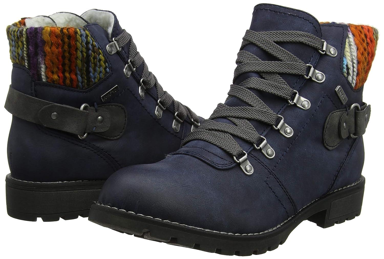 Jana Damen 8-8-26219-21 805 805 805 Combat Stiefel fdd614
