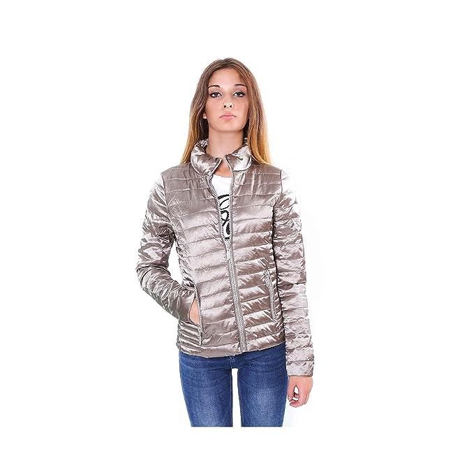 buy online 4f407 d4915 Piumino Moda 100 Grammi con Glitter - Donna: Amazon.it ...