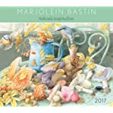 Marjolein Bastin 2017 Deluxe Wall Calendar: Nature's Inspiration