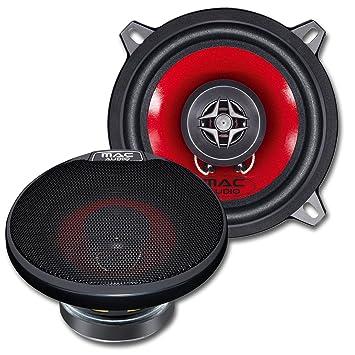 Mac Audio APM Fire 13.2 - Altavoces de coche (sistema coaxial de 2 vías,