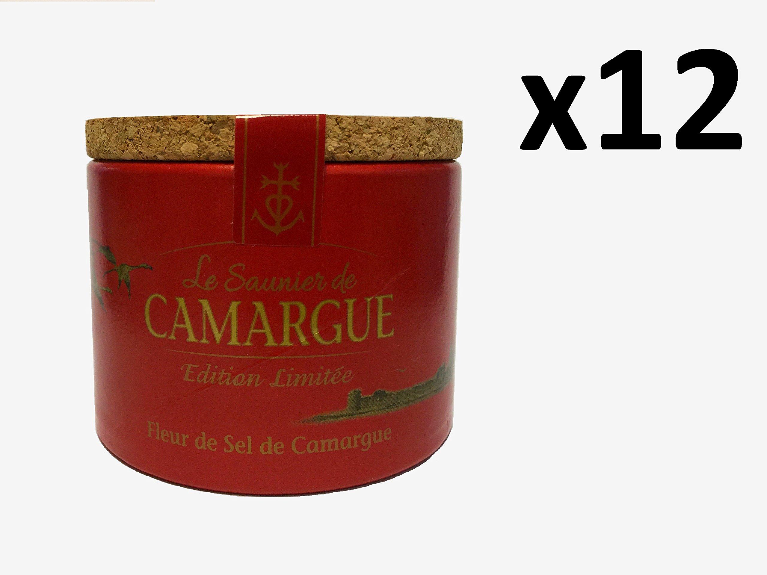 Le Saunier De Camargue Special Edition Fleur De Sel Sea Salt (x12)