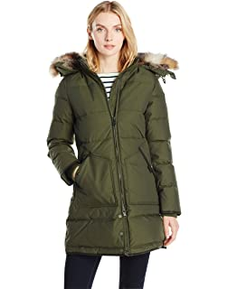4e55a0fb9a9 Pajar Women's Annie Duck Down Long Winter Cold Weather Parka Coat Navy Size  L. $499.99 · Pajar Women's Cougar