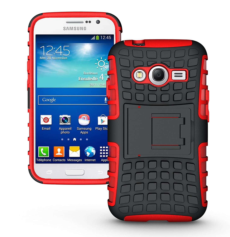 Samsung Galaxy Grand Neo Case FoneExpert Heavy Duty ShockProof Rugged Impact Armor Hybrid Protective Bag Cover Case For Samsung Galaxy Grand Neo GT i9060