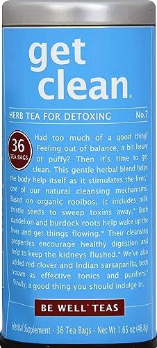 The Republic of Tea Get Clean No.7 Detoxifying Herbata ziołowa