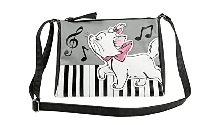 Amazon.com: Loungefly Disney Los Aristogatos Marie Piano ...