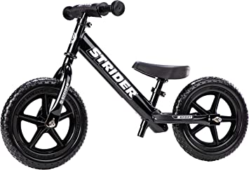 Strider - Bicicleta sin pedales Strider 12 Sport, para niños de 18 ...