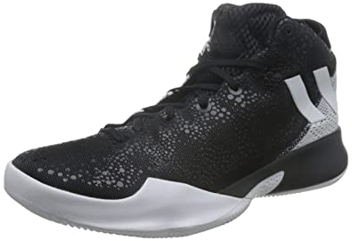 the latest 46952 e18b7 adidas Herren Crazy Heat Basketballschuhe Ftwbla Negbas, 40 EU