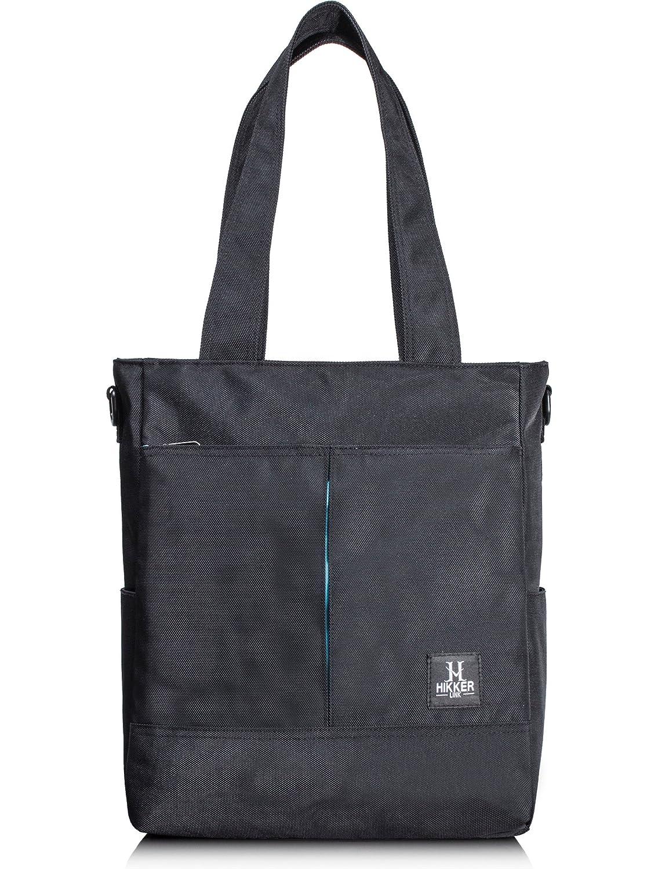 15.6'' Slim Laptop Backpack for Men,Briefcase Convertible Computer Messenger Bag