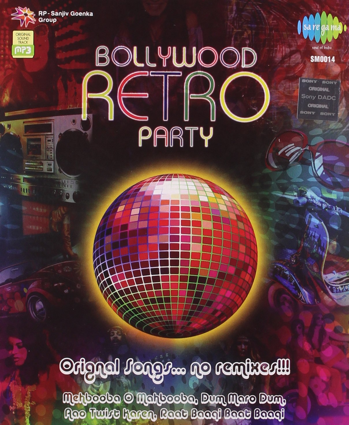 Amazon.in: Buy Bollywood Retro Party: Original Songs No Remixes DVD ...