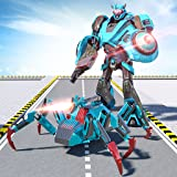 Spider Robot Game - Transforming Robot Spider Web