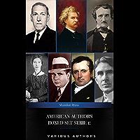 Image for AMERICAN AUTHORS Boxed Set Serie 1: Mark Twain, Edgar Allan Poe, , H.P Lovecraft,Robert E. Howard...