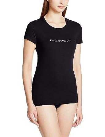 383c73e6931e Emporio Armani Ensemble de Pyjama Femme  Amazon.fr  Vêtements et accessoires