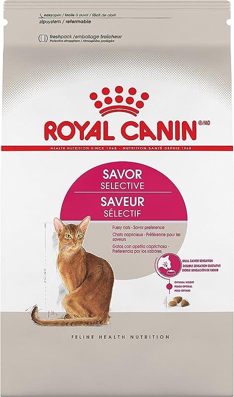 Royal Canin Savor Sensation - Comida seca para gatos, 2,5-libras ...
