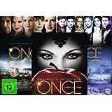Once Upon a Time - Es war einmal ... Die komplette 1. + 2. + 3. Staffel (18-Disc | 3-Boxen))
