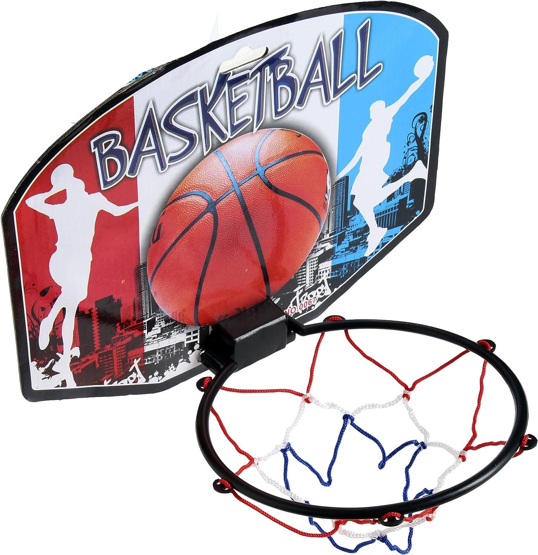 JUINSA - Canasta Basket Pared con Pelota, 28 x 21 cm (81976 ...
