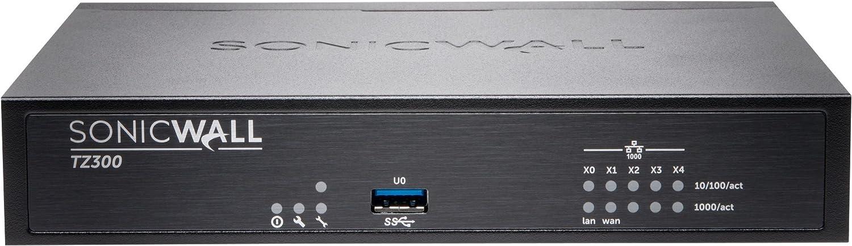 SonicWall TZ300 Network Security Appliance (PoE) (01-SSC-0030)