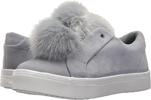 Sam Edelman Women's Leya Dusty Blue Suede 8 M US