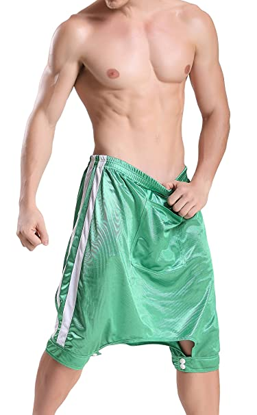 Amazon com: ONEFIT Mens Skirt Open Skirt Pants Breathable
