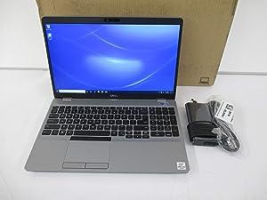 "Dell Latitude 5511 15.6"" Notebook - Full HD - 1920 x 1080 - Core i7 i7-10850H 10th Gen 2.7GHz Hexa-core (6 Core) - 16GB RAM - 256GB SSD"