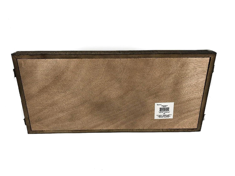 Darice Wooden Tray 18.5 X 2.25