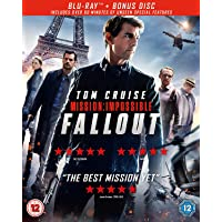 Mission: Impossible - Fallout Bonus Disc) [2018] [Region Free]