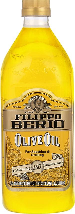 Filippo Berio Olive Oil, 50.7 Ounce