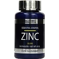 Scitec Nutrition Vitamin Zinc 25 MG, 100 Tabletten, 1er Pack (1 x 40,2g)