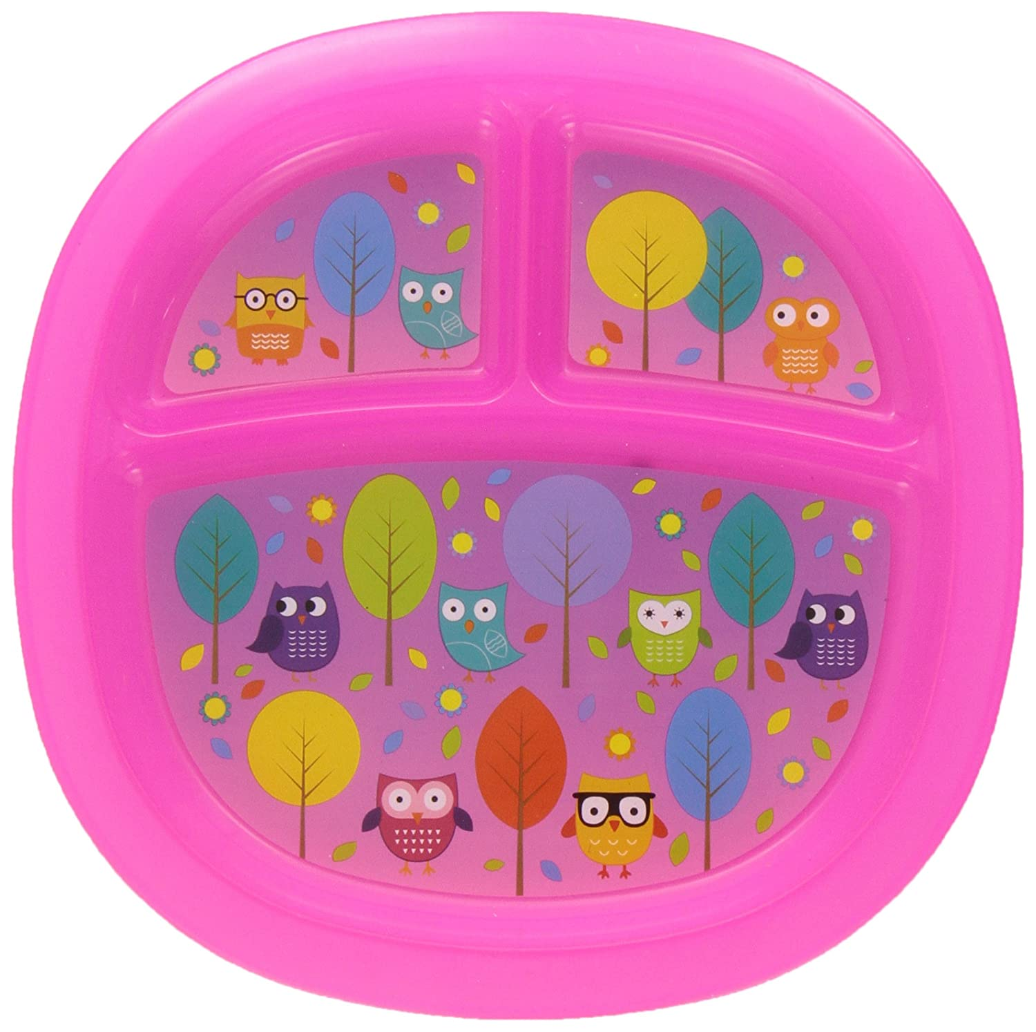 Munchkin Toddler Plate Multi colors may vary