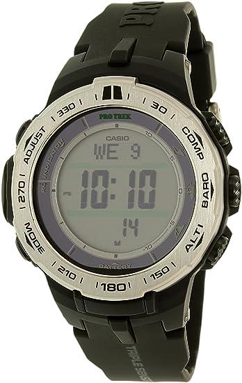 Casio Malla Me Up Pro Trek EDICIÓN ESPECIAL JAPAN Reloj (Modelo de Asia) PRW-3100-1D: Casio: Amazon.es: Relojes