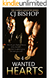 WANTED HEARTS (The Cowboy Gangster Book 4) (English Edition)
