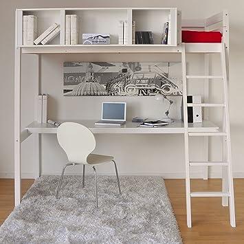 lit mezzanine bureau alinea
