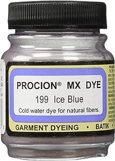 product image for Jacquard Products JAPMX1199 Powdered Dye, 2/3 fl oz, Ice Blue, 6