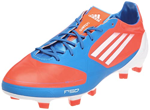the best attitude bb59f ed033 adidas F50 Adizero Trx Fg Syn Micoach - Botas de Fútbol Unisex,  Orangebleurouge, 46 Amazon.es Zapatos y complementos