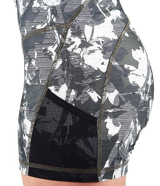 2e14786e1f Manduka Linea Short - Black - -: Amazon.co.uk: Clothing