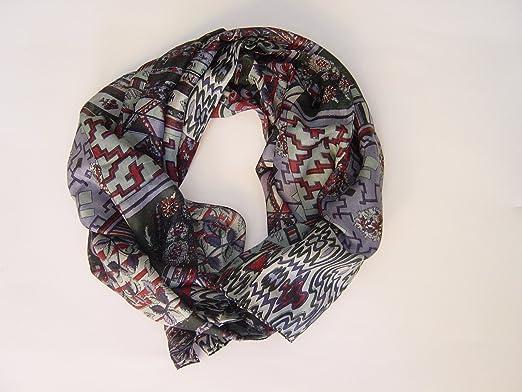 b6796905c8dca Herrenschal Seidenschal Seidentuch Krawatte Schal zum Binden Herrentuch 100%  reine Seide Alternative zur Krawatte