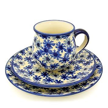 Bunzlauer Keramik - Juego de accesorios con bola Taza 280 ml ...