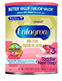 Amazon Price History for:Enfagrow Toddler Next Step Natural Milk Drink, 32 Ounce (Pack of 6)