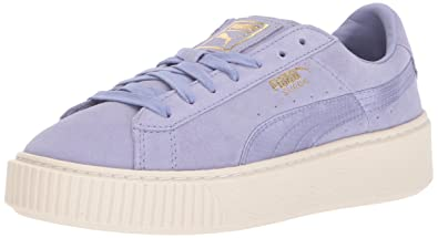 c0fabdb5ebbd3a Puma Women s Suede Platform-Mono Satin  Buy Online at Low Prices in ...