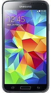 Amazon com: Samsung Galaxy S5, Black (AT&T) Certified Pre