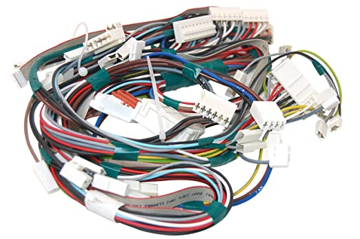 Admirable Servis 651019609 Dishwasher Wiring Loom Amazon Co Uk Large Appliances Wiring 101 Sianudownsetwise Assnl