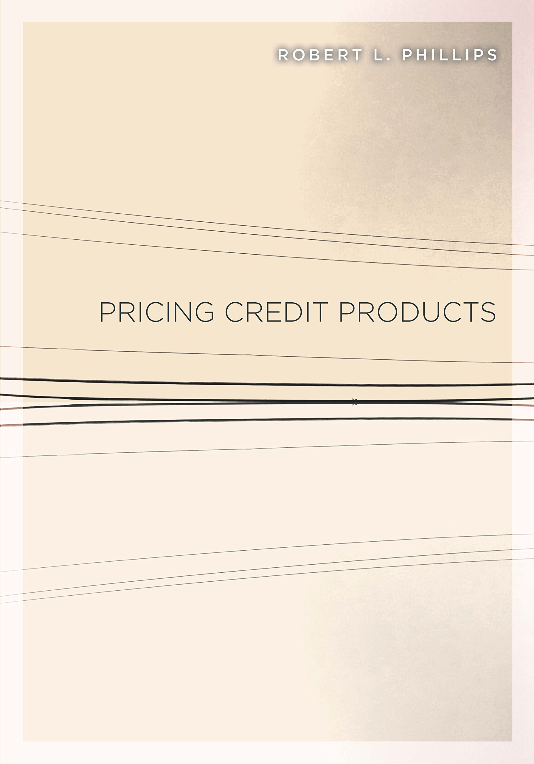 Pricing Credit Products