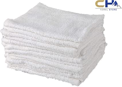 "Auto and Home Ideal for Cleaning Simpli-Magic 79142 Shop Towels Pack of 150, Size: 12/"" x 14/"""
