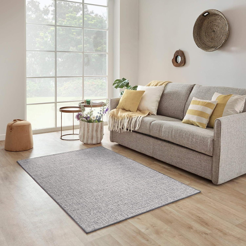 Amazon De Carpet Studio Selina Weboptik Teppich 115x170cm Robuster Schlingenteppich Flur