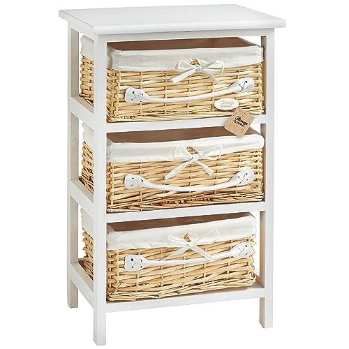 Bathroom storage baskets - Bathroom storage cabinet with baskets ...